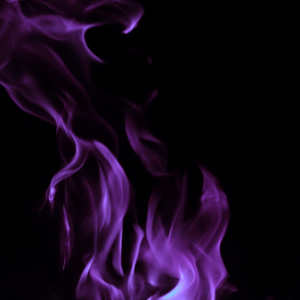 shutterstock Violet Fire Flame
