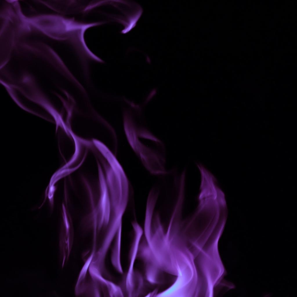 shutterstock Violet Fire Flame